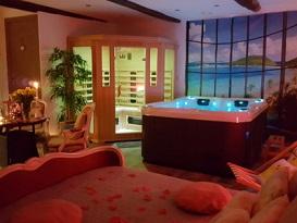 0 chambre romantique accueil
